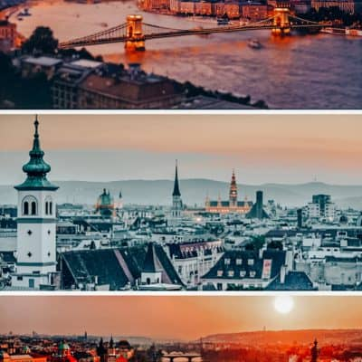 Prague Vienna Budapest Tours To Discover Eastern Europe