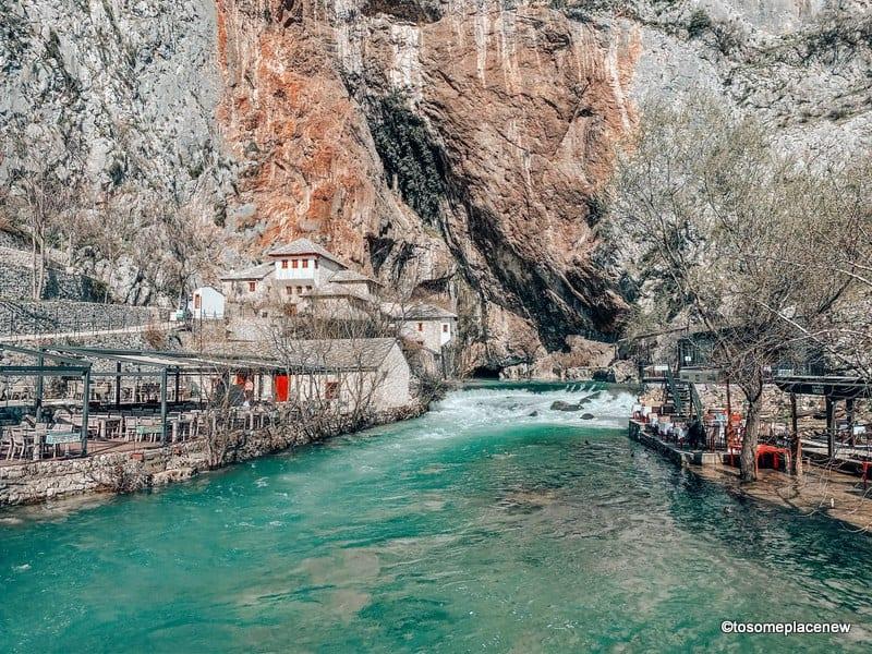 Dervish Monastery Balkan 2 day itinerary