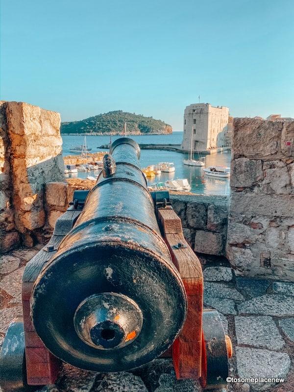 Dubrovnik Fortress