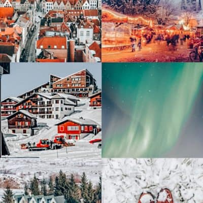 10 Europe Winter Tours :Snowy trips, Christmas Vacations & More