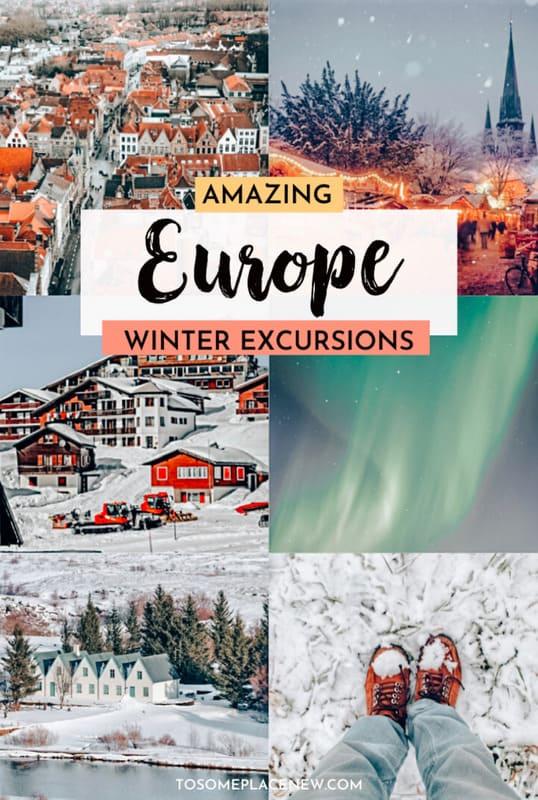 Pin Europe Winter Tours to take