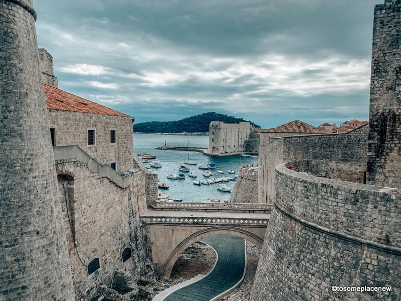 Fortified Dubrovnik