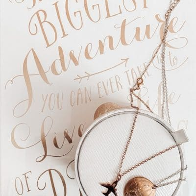15 Wanderlust Jewelry for Travel Lovers: Gift ideas