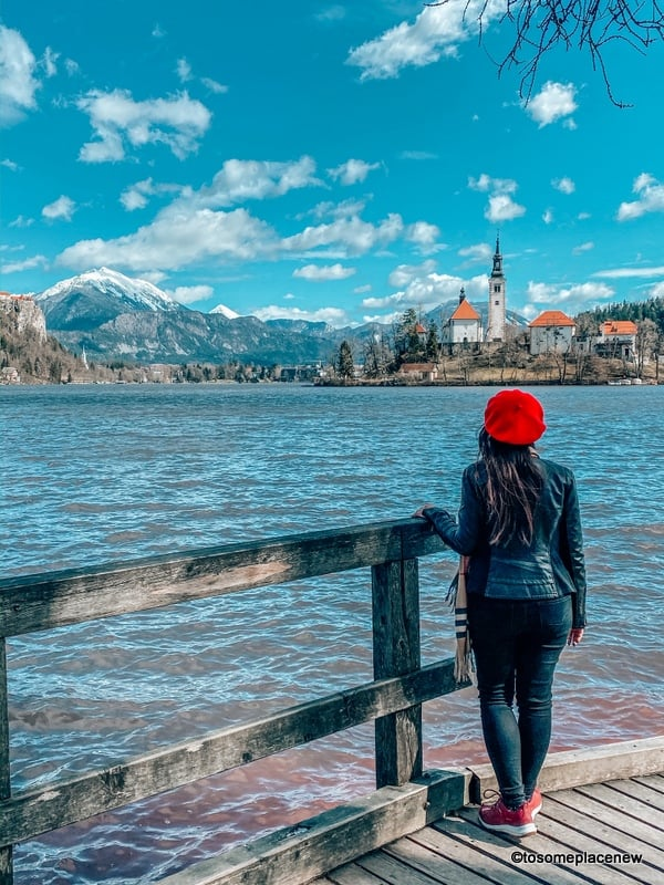 Lake Bled European Bucket list ideas