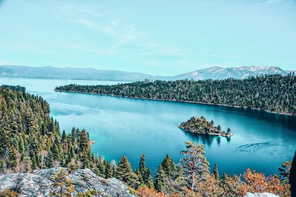 Lake Tahoe USA Travel bucket list