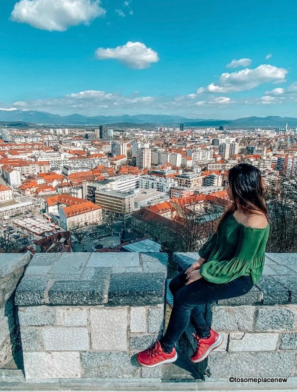 Views of Ljubljana