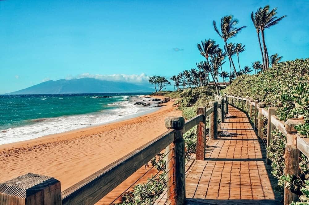 Beaches of Maui USA