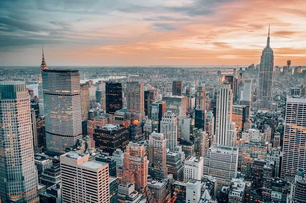 NYC USA Bucket list
