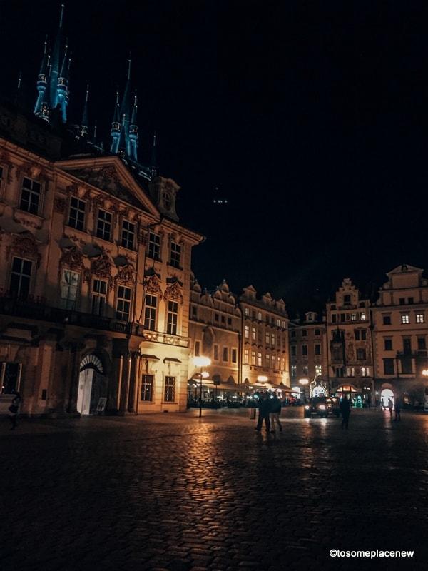 Prague Night Tours Old Town