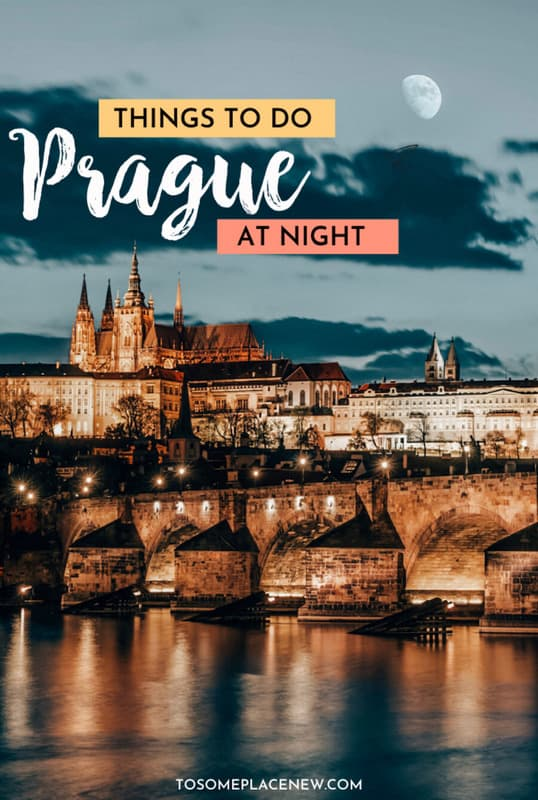 Prague Night Tours - tosomeplacenew
