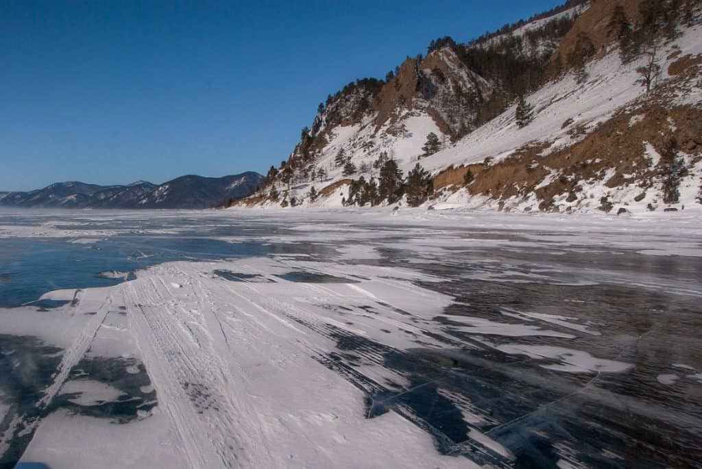 Trans Siberian winter