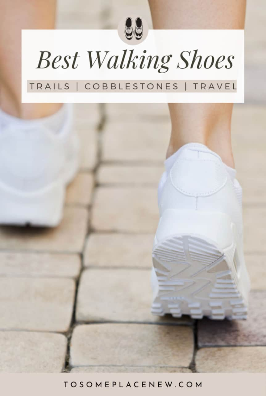 Best Walking shoes on cobblestones for Europe