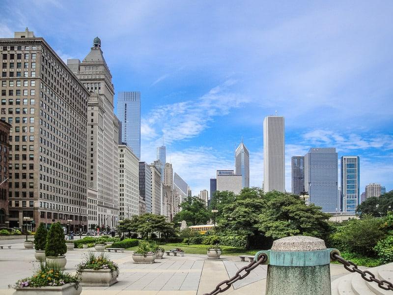 Chicago Millennium Park