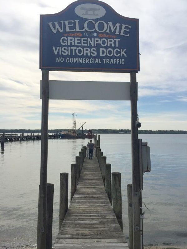Green Port - one of the romantic places in United States