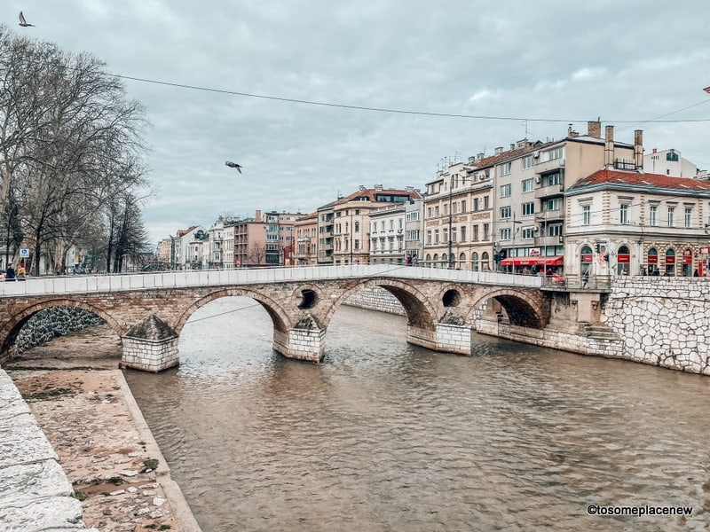 Latin Bridge Sarajevo one day itinerary