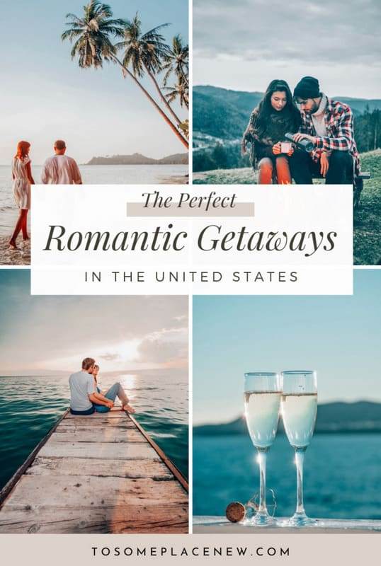 Pin for Most romantic places in USA