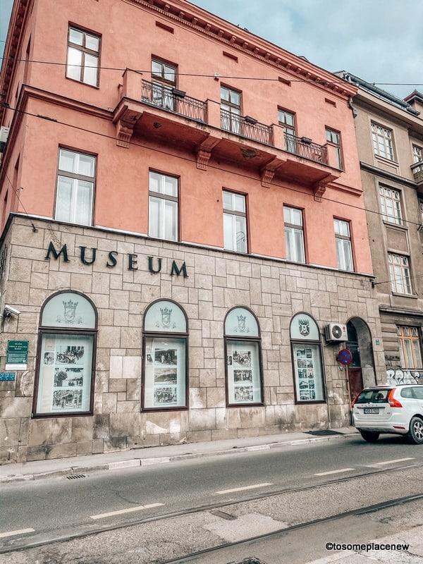 Museum in Sarajevo
