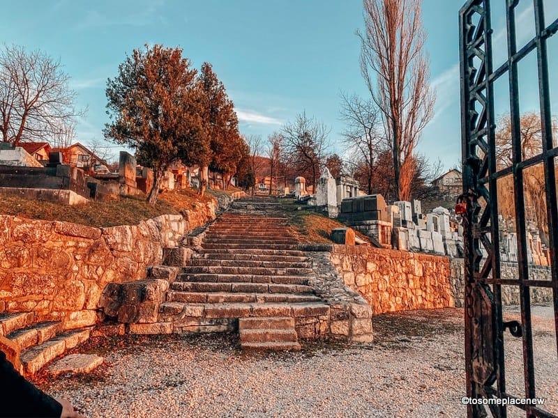 Old Jewish Cemetery Sarajevo