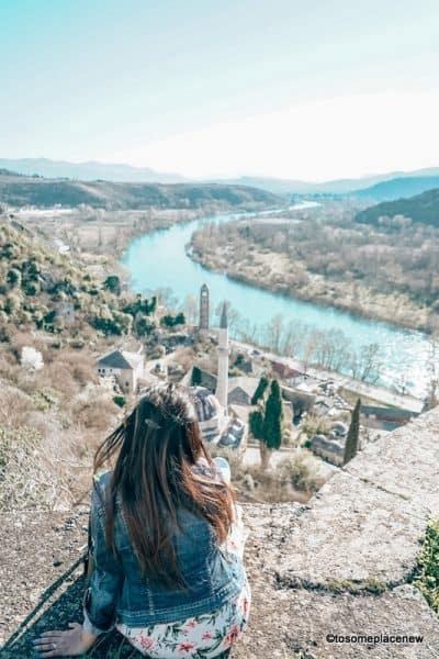 Počitelj - Best Day trips from Dubrovnik Croatia