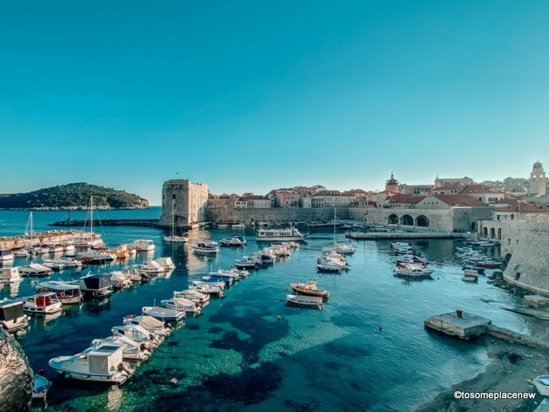 Day trips from Dubrovnik Croatia