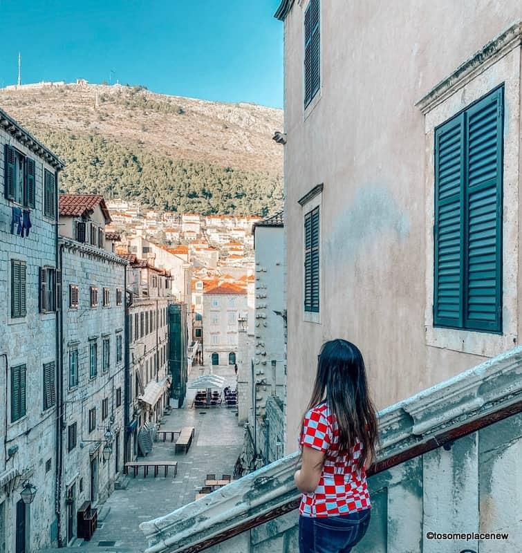 Game of Thrones set Dubrovnik