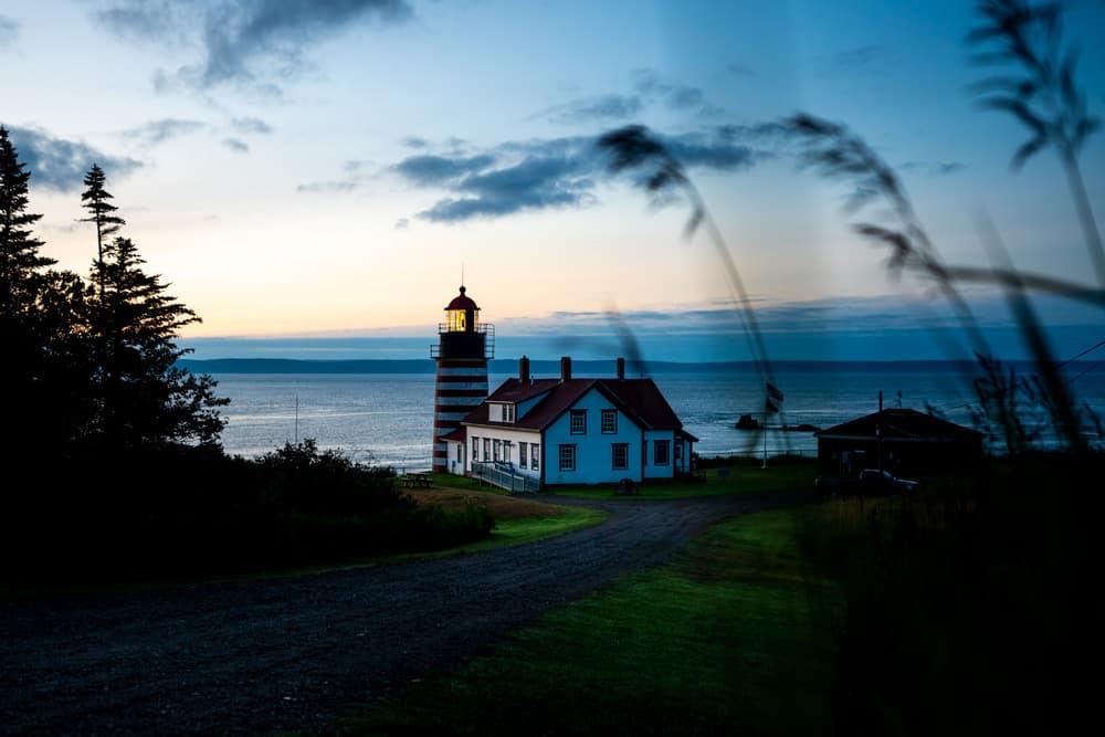 Lubec Maine Weekend Getaways East Coast