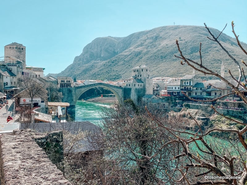 Mostar Day trip from Dubrovnik