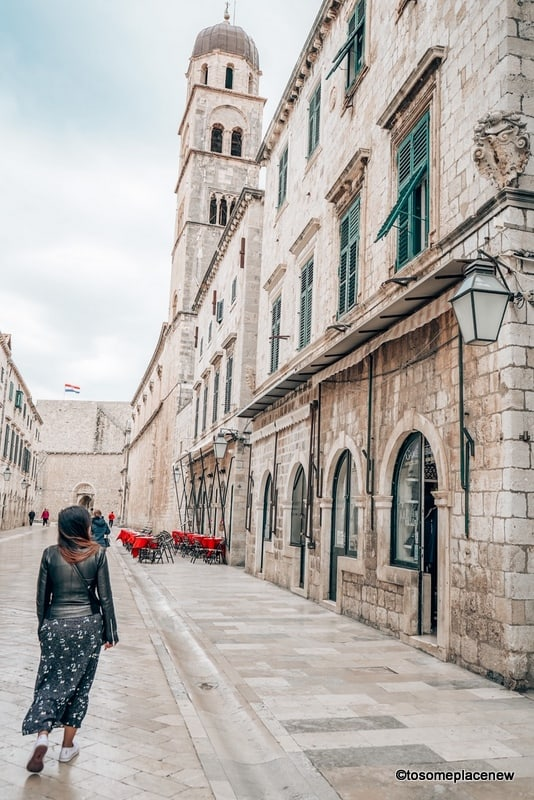 Old town Dubrovnik 3 day itinerary