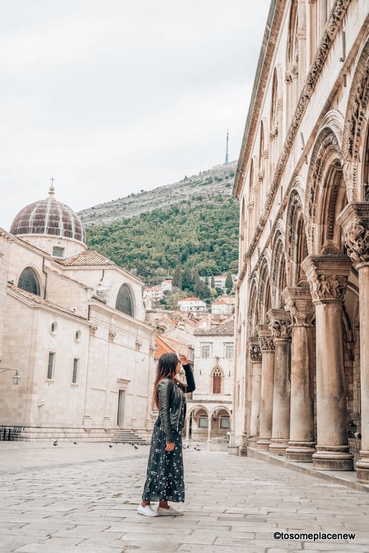 Stradum Dubrovnik itinerary
