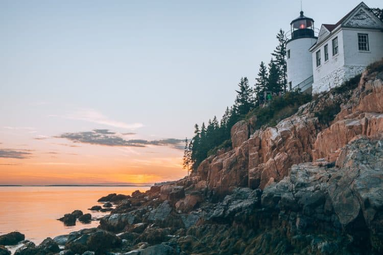Things to do in Acadia National Park East coast weekends