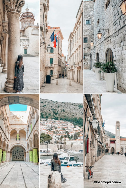 Dubrovnik views - 3 day itinerary Dubrovnik