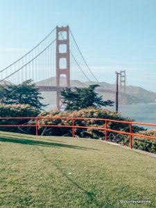 Road trips from San Francisco - Golden Gate Bridge views