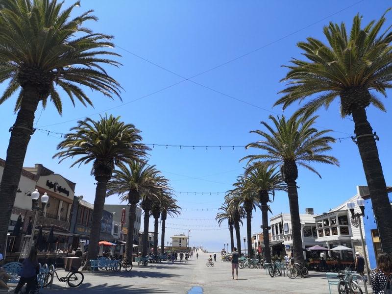 Hermosa Beach Plaza