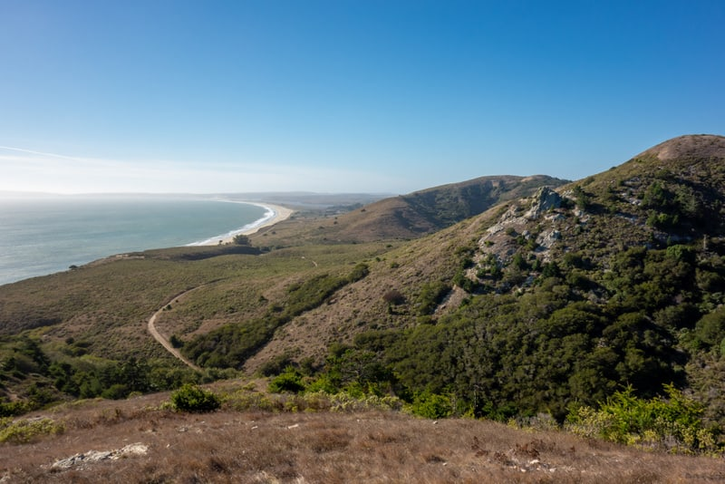 Views of Point Reyes Road Trips from San Francisco