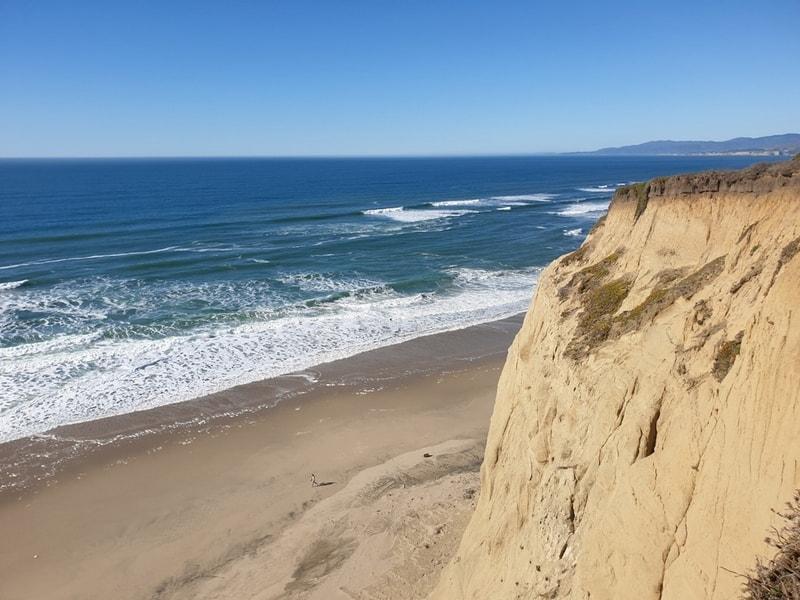 San Francisco to Big Sur Coast line