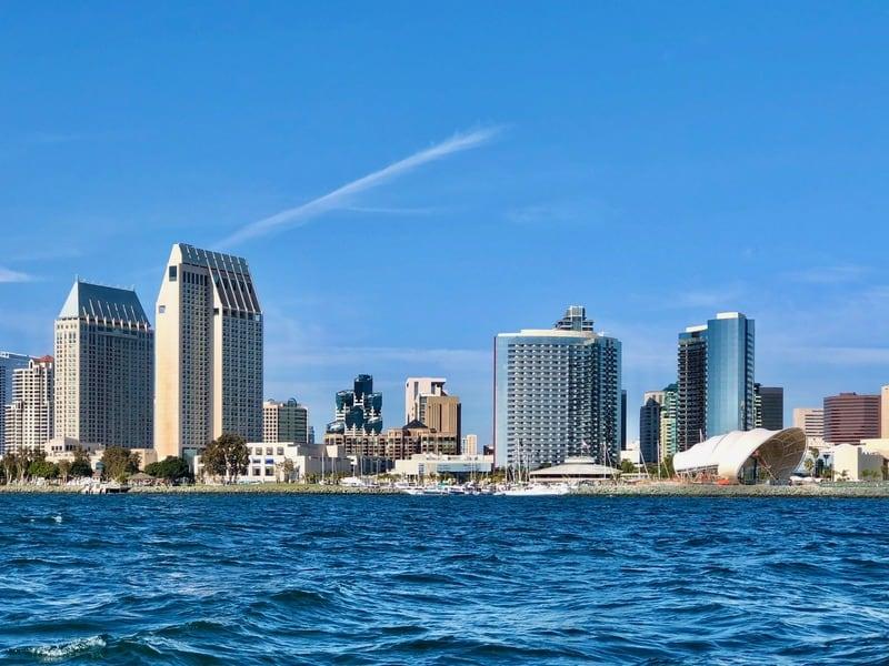 San Diego  coastal cities in California