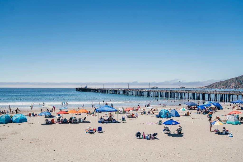 Avila Beach California USA