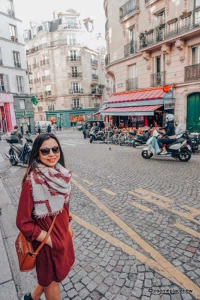 Best travel scarves guide as seen in Paris France