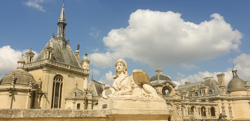 Chantilly best weekend trips from Paris