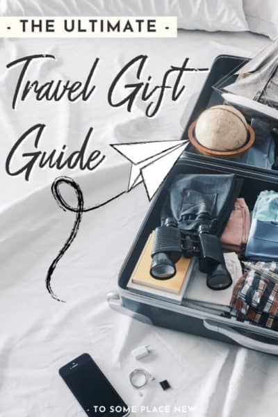 Pin for Guide to Unique gifts for travelers