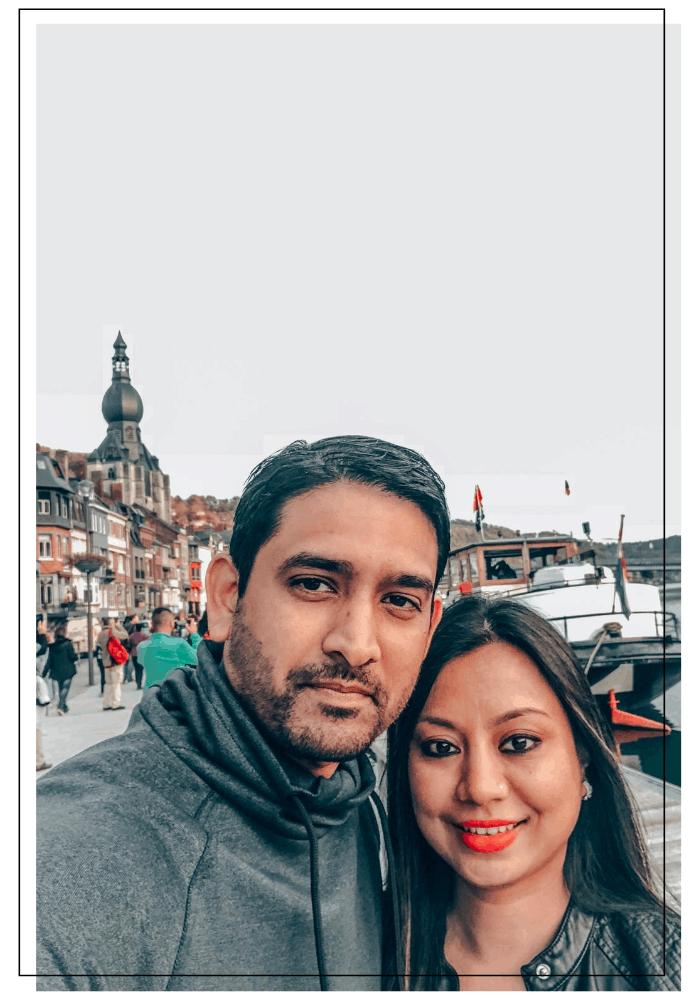 Mayuri & Salil, travel bloggers - ToSomePlaceNew