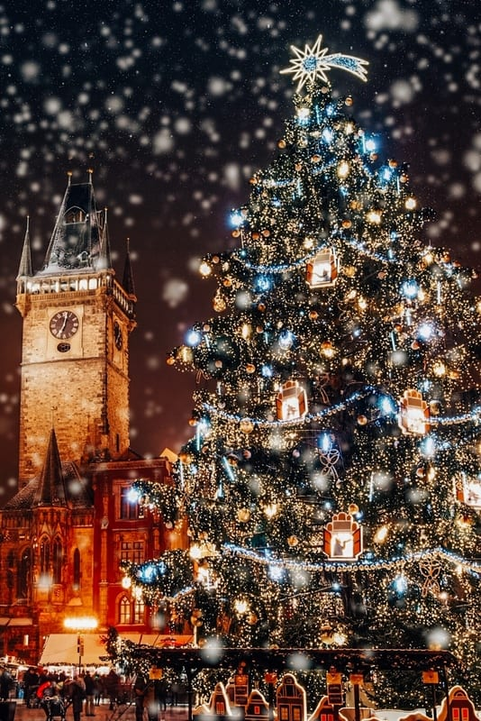 31 Absolute Best Places to Spend Christmas in Europe