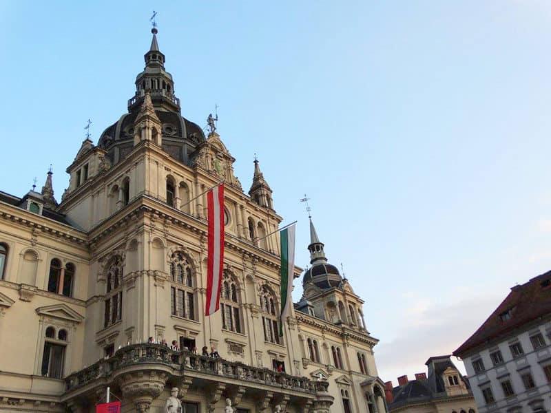 Graz-architecture