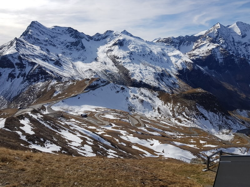 Places to visit in Austria - Grossglockner High Alpine Road