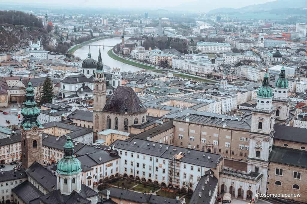 Salzburg-Austria-fortress