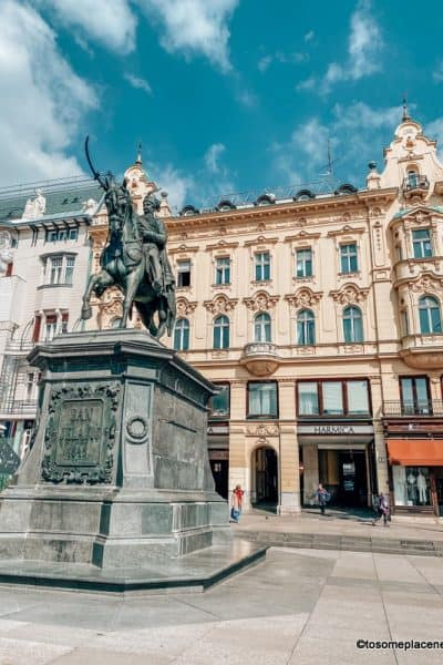 Best places to stay in Zagreb Lower town