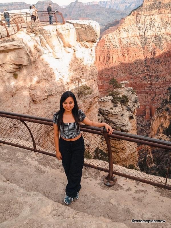 Mather Point Views South Rim Grand Canyon