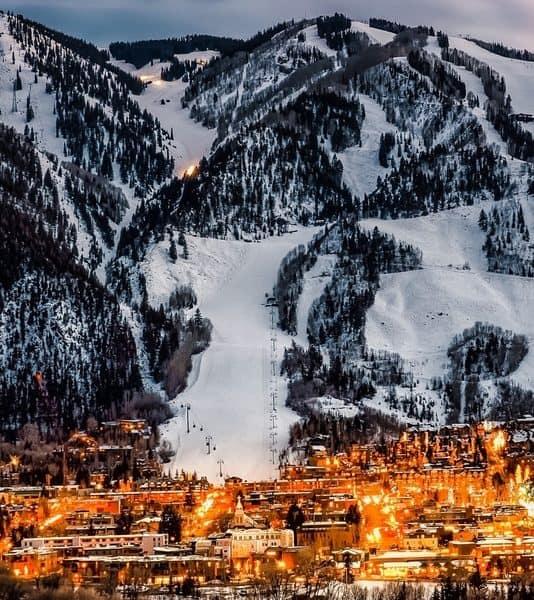 Aspen Best ski resorts in colorado for beginners