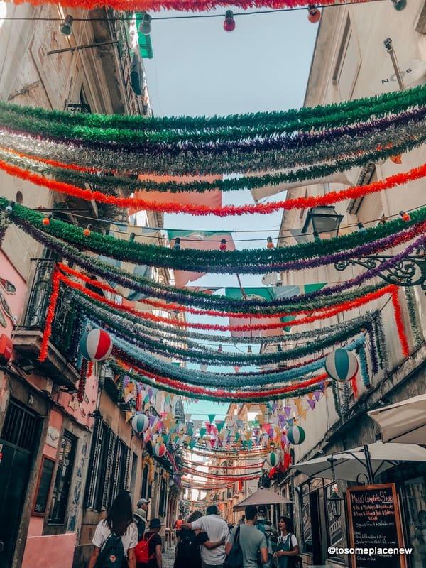 Bairo Alto District Best neighborhoods in Lisbon