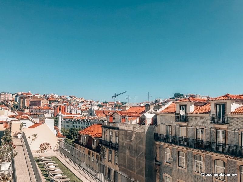 Chiado Best neighborhoods in Lisbon Portugal